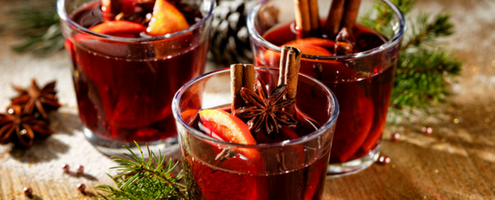 Healthy Holiday Cocktails Making Spirits Bright